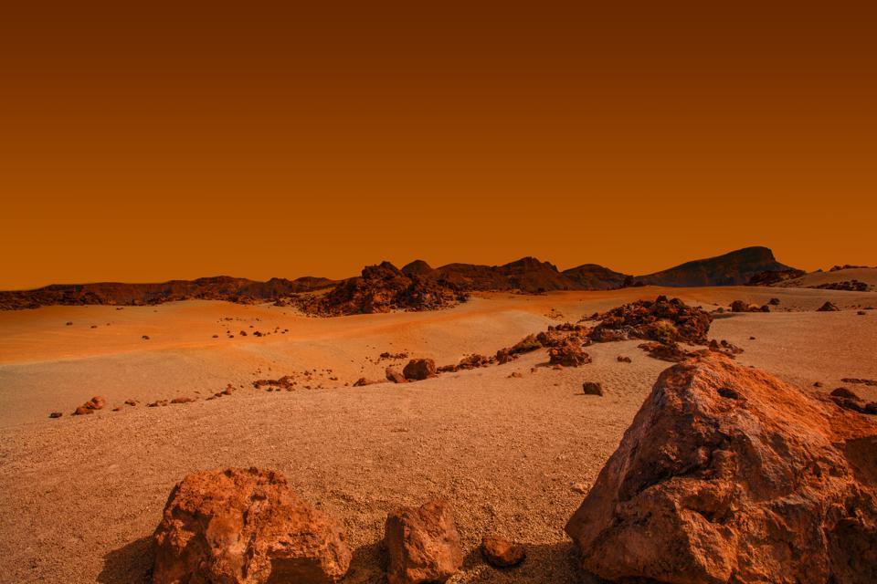 火星存在的甲烷气体,可能是微生物产生的吗?