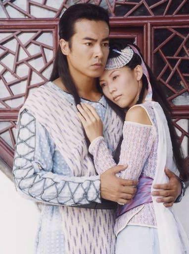 陈法蓉过50岁生日美貌依旧,你还记得《水月洞天》里的尹天雪吗?