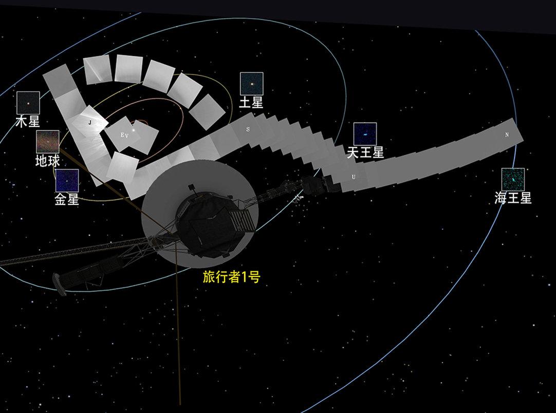 """179亿公里外,探测器遭遇5万度""""火墙"""",人类被困太阳系中?"""
