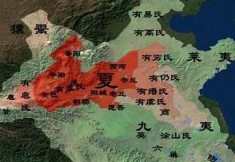 中国历史年代排序列表?