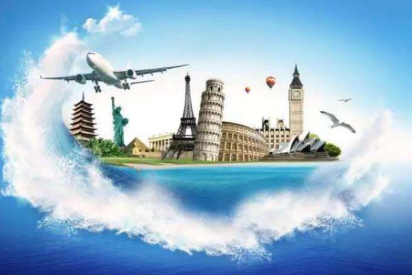 旅游业由哪几个部分组成