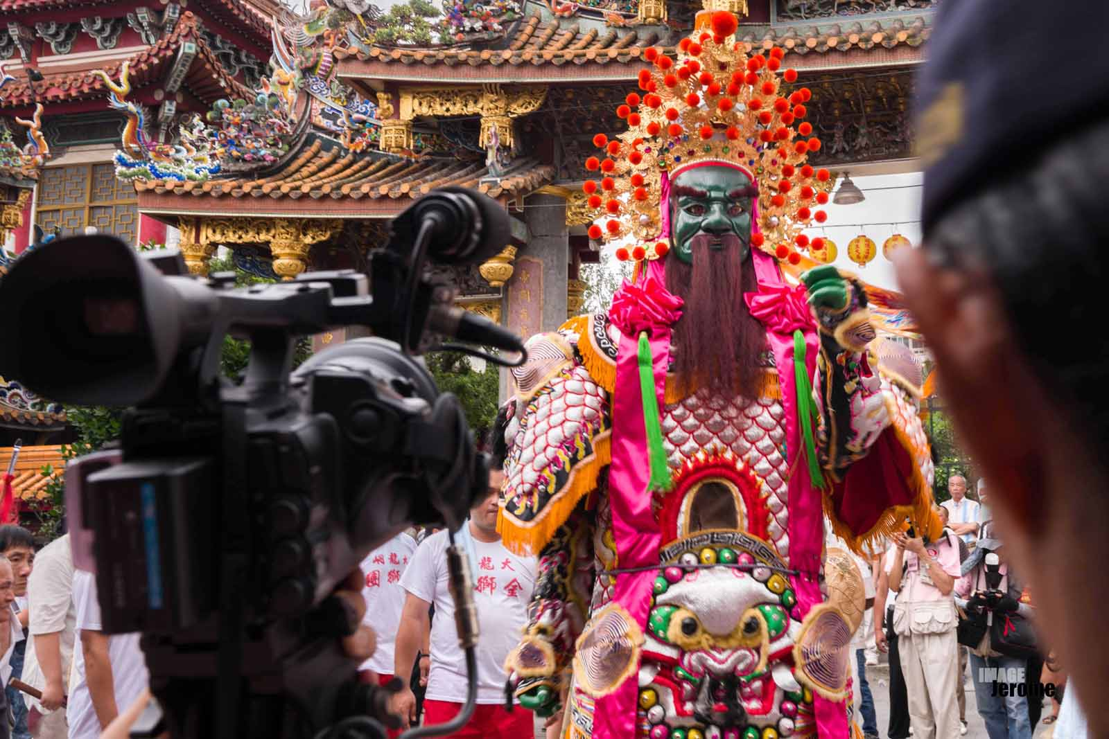 """中国各地都有城隍庙,你知道这是祭拜谁吗,""""城隍爷""""到底是谁?"""
