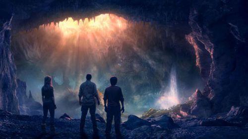 「地球内部世界入口」地球内部是否真的存在另一个世界?