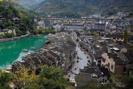 抖音丹霞地貌:贵州旅游十大景点有哪些?可以说说吗?