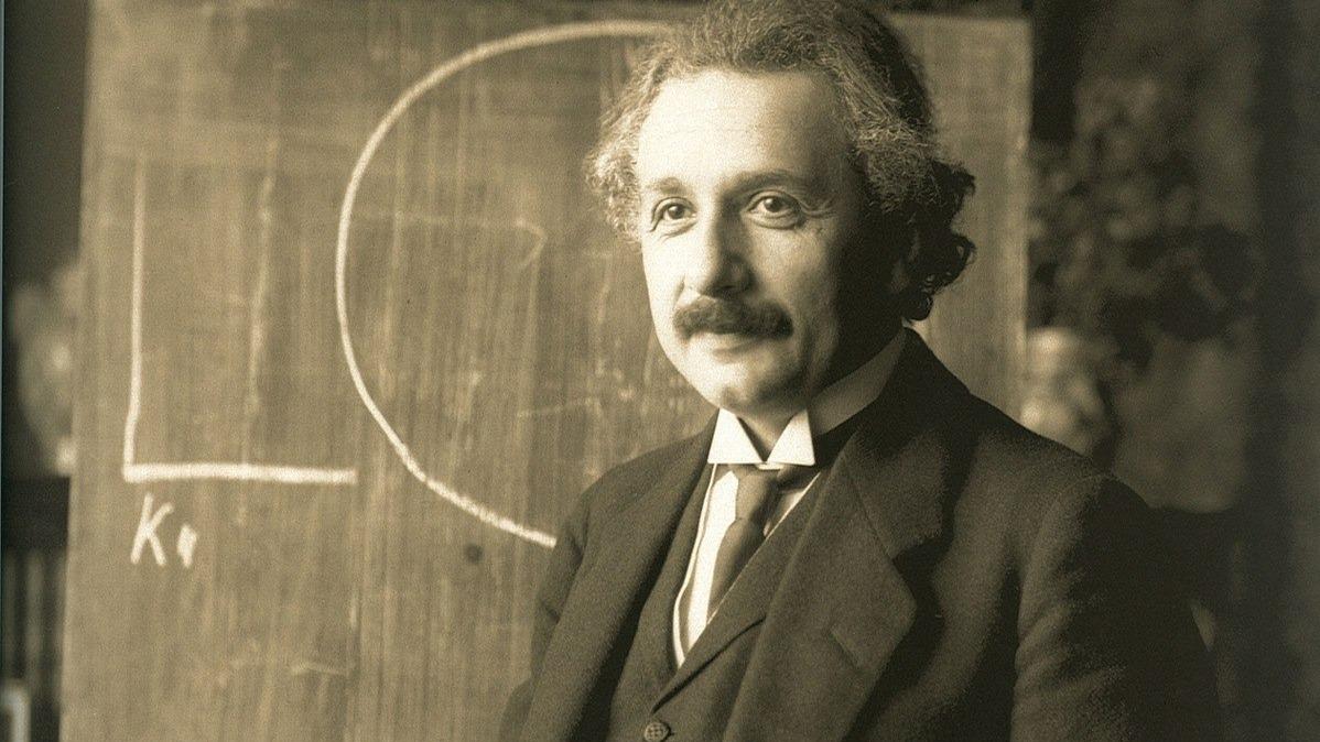 愛因斯坦為什么要創立相對論?想解決水星進動問題?的頭圖