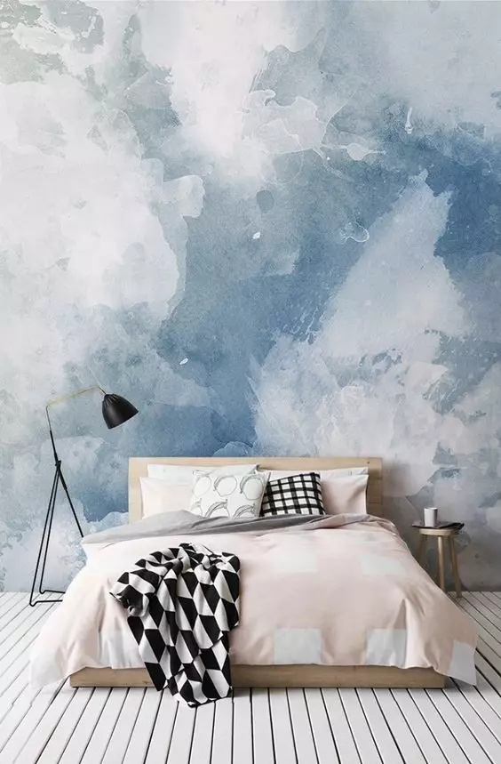 乳胶漆,壁纸和硅藻泥哪个好 三者的区别在哪里