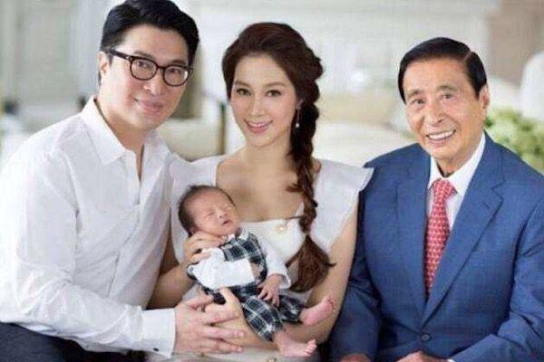 徐子淇24岁嫁千亿豪门自称幸福,为何却被网友调侃不要命?