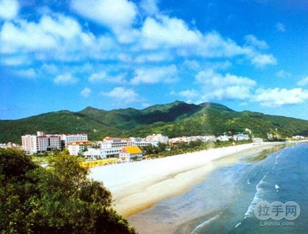 下川岛哪些酒店离沙滩近?