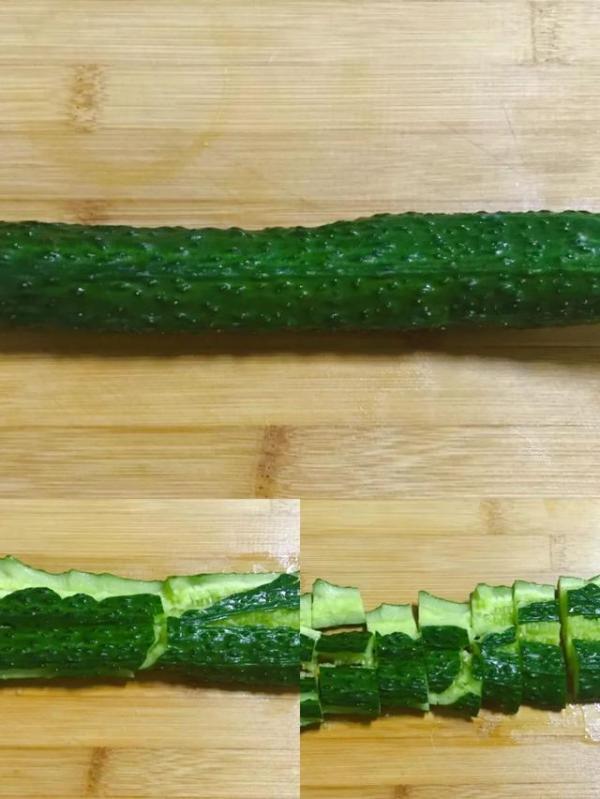 饭店的拌黄瓜为什么那么好吃?