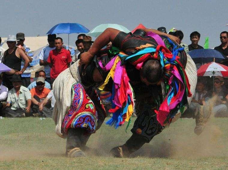 中华传统体育项目都有什么?