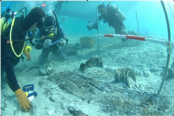 韩国济州岛海底发现南宋文物,还有哪些海域曾经发现我国古代文物过?
