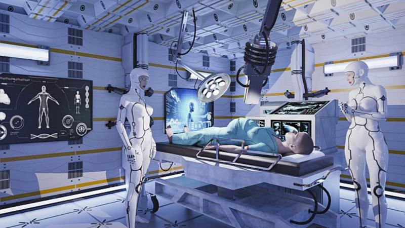 医生的饭碗要被机器人打翻啦?