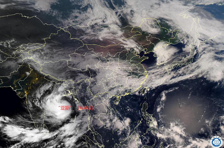 """权威预报:南方有大范围暴雨,""""台风雨""""即将到来?"""