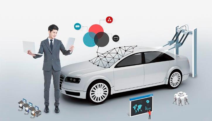 與汽車相關的行業有哪些?