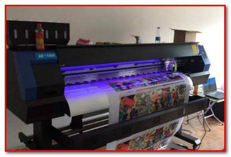 尊图/虹盈点/酷彩UV机LED蓝光灯UV墨水固化干燥写真卷材喷绘UV灯