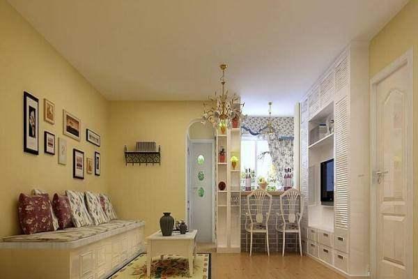 客厅装修时,该如何选用乳胶漆,才能安全环保又美观?
