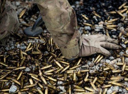 士兵射击训练为何要收集弹壳?