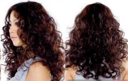 震惊,长期用海娜粉染发后竟然烫不了卷,你知道为什么吗?