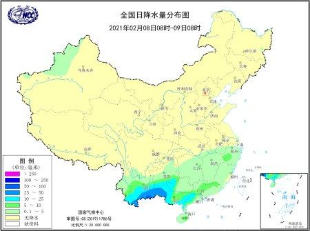 权威预报:广东出现大规模雨水,福建也快了,局地大暴雨?