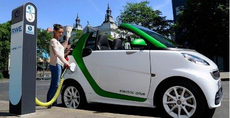 新能源汽车?