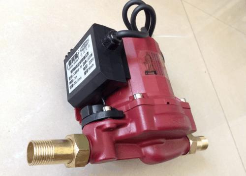家用自来水增压泵自动开关失灵是什么原因?