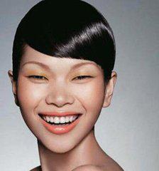 卧蚕美女:在女性外貌上,为什么东西方人审美差别那么大?