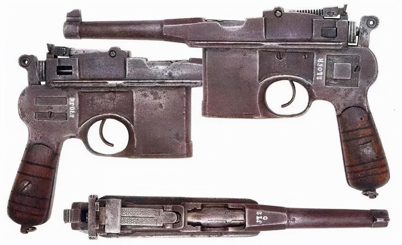 无论军队还是土匪都喜爱的驳壳枪,为何建国后很快就绝迹了
