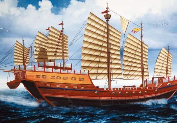 秦汉时期,我国造船业的发展,为何会出现第一个高峰?