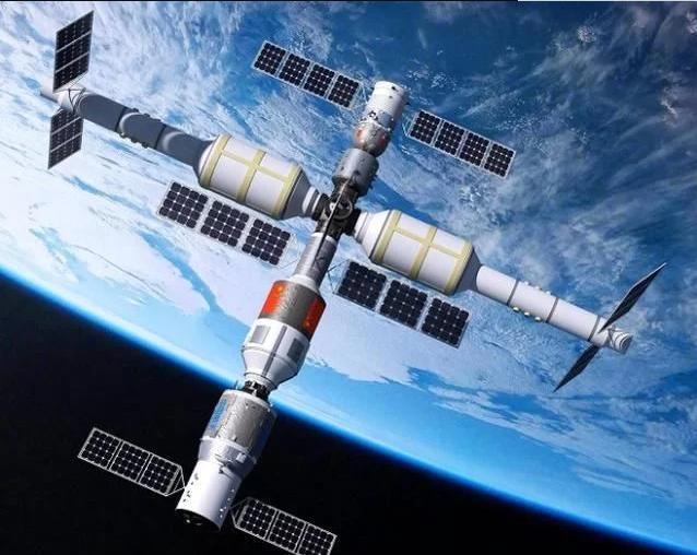 中国空间站不该用中文?美国宇航局无理取闹:这是破坏国际规则
