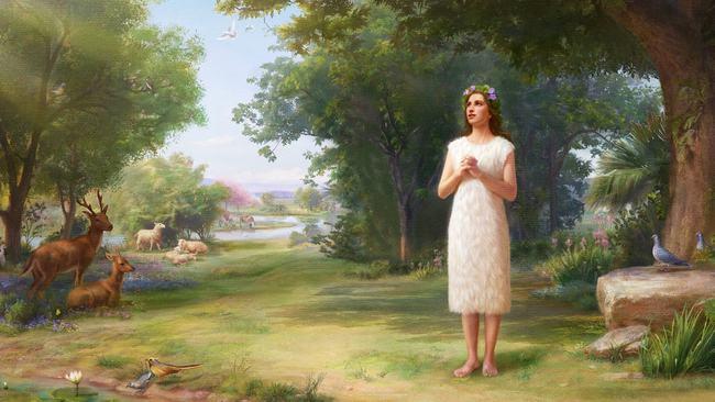 第一个女人是怎么来的?第一个女人出现之前,世界上有人类吗?