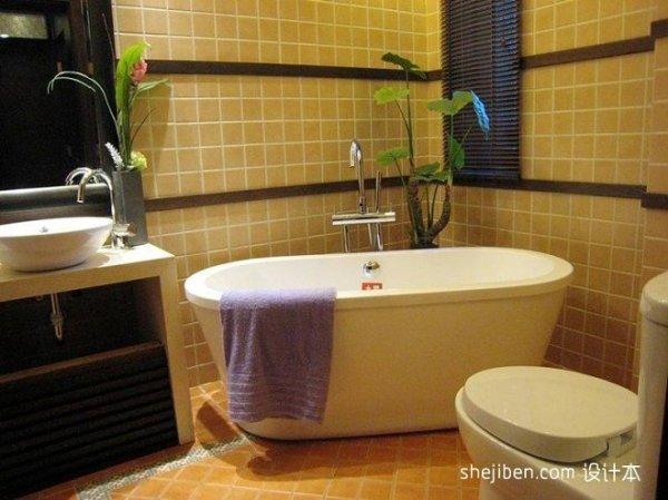 浴室浴缸装修该注意些什么?