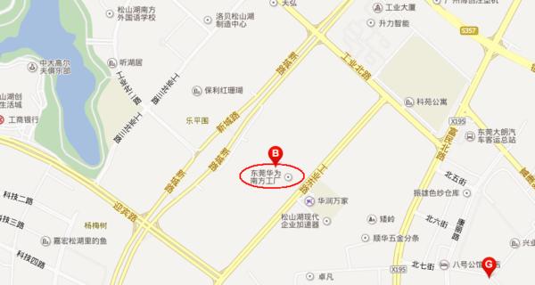 华为在东莞有工厂吗