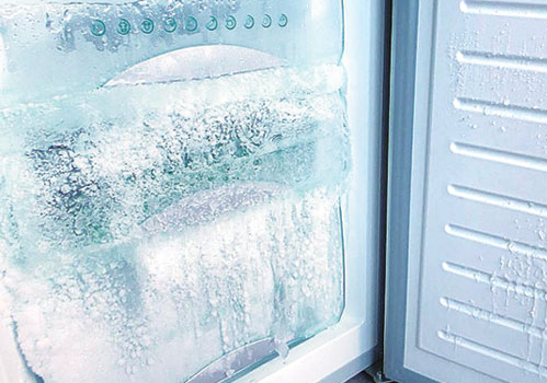 冰箱冷藏室结冰、有积水,查看两个位置就能解除问题,竟然这么简单?