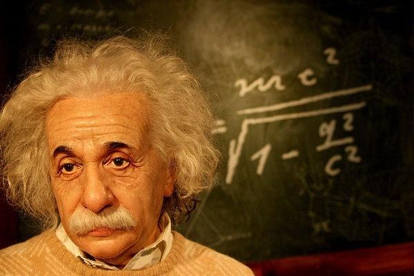 爱因斯坦解释鬼是在游荡的,那这是证明了有鬼的存在吗?