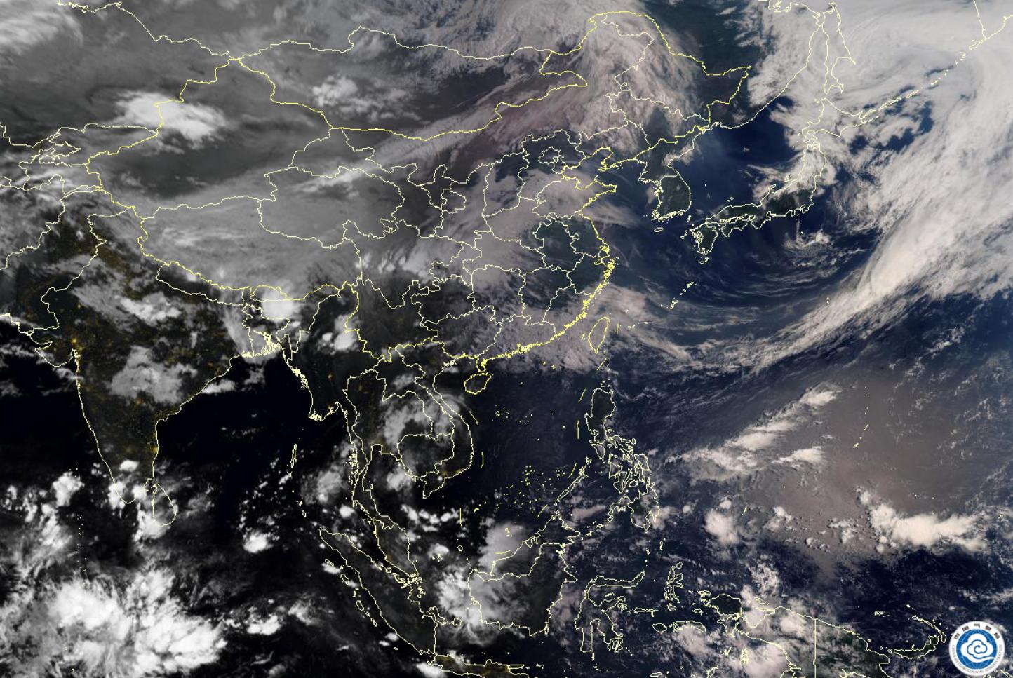 11省市区将出现大到暴雨,局部大暴雨,假期强降雨升级?