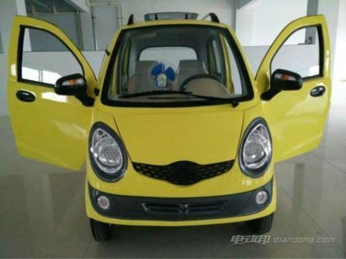电动小轿车有哪些特点?