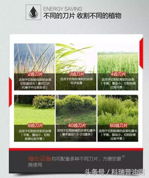 为什么要使用割草机?