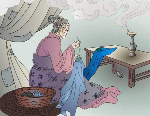 人教版小学语文必背古诗词大全,初中语文所有古诗词