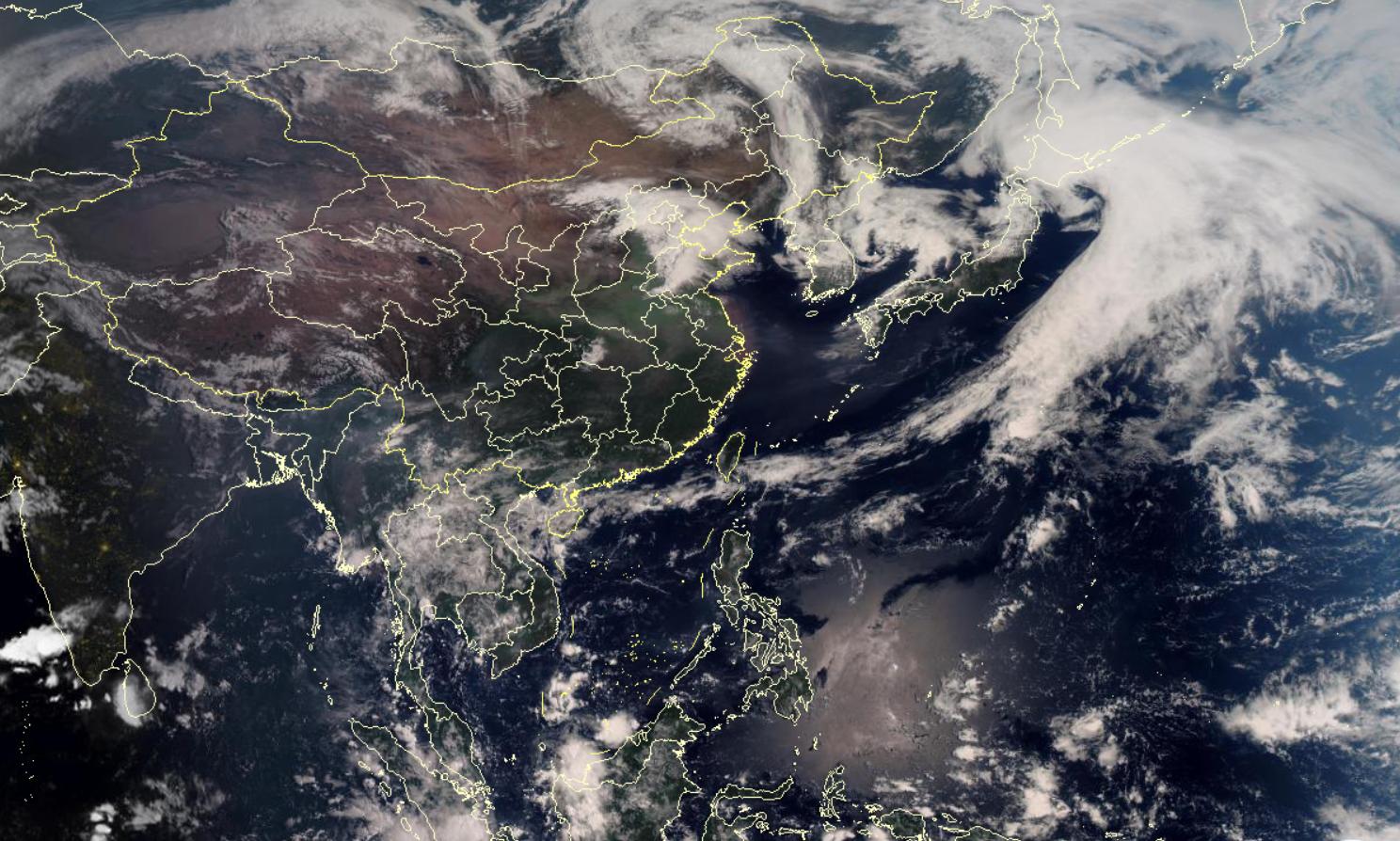 局部大暴雨!权威预报五一南方大范围雨水将来,3号台风有迹象?