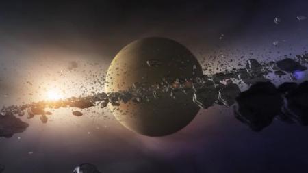 第九大行星是个黑洞?科学家称,它就在太阳系后院?
