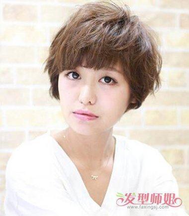 短发烫发如何看着年轻 烫短发显年轻的发型一定要看看?