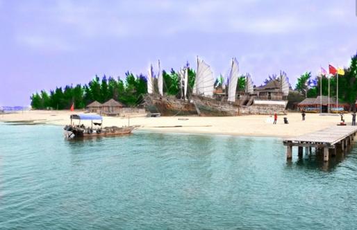 湛江的南三岛,特呈岛,东海岛,硇洲岛,哪个最好玩?