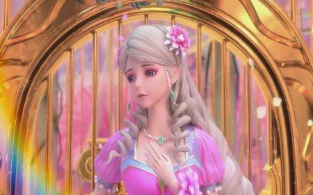 国产动画有哪些公主角色?不要倾国倾城那样的,美女公主有哪些?