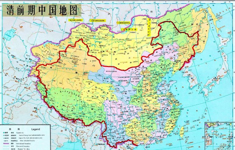 中国古代的朝代的先后顺序?