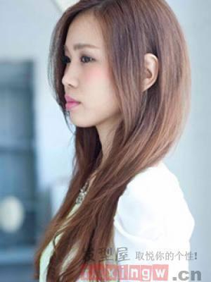 长头发怎么打理更好看?