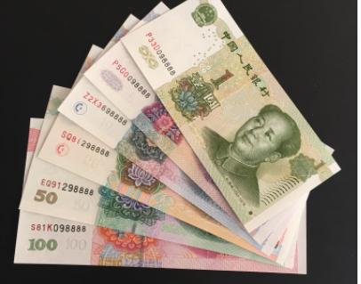 人民币以角为单位的有几种?以元为单位的有几种?