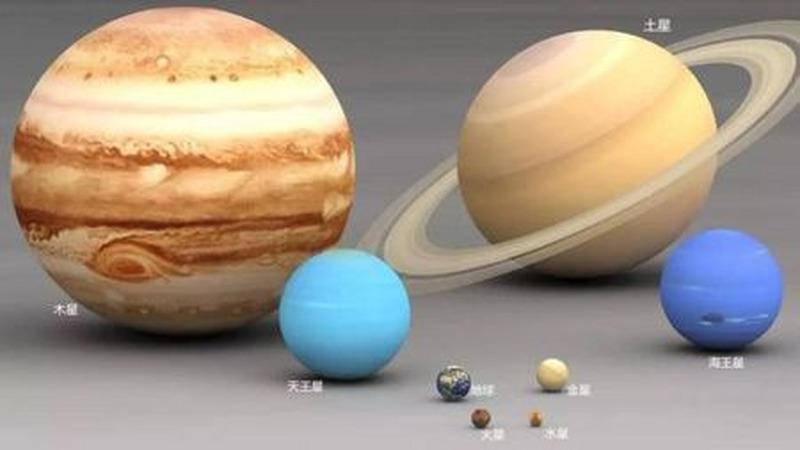 如果地球有木星那么大,人类将会怎样生活?
