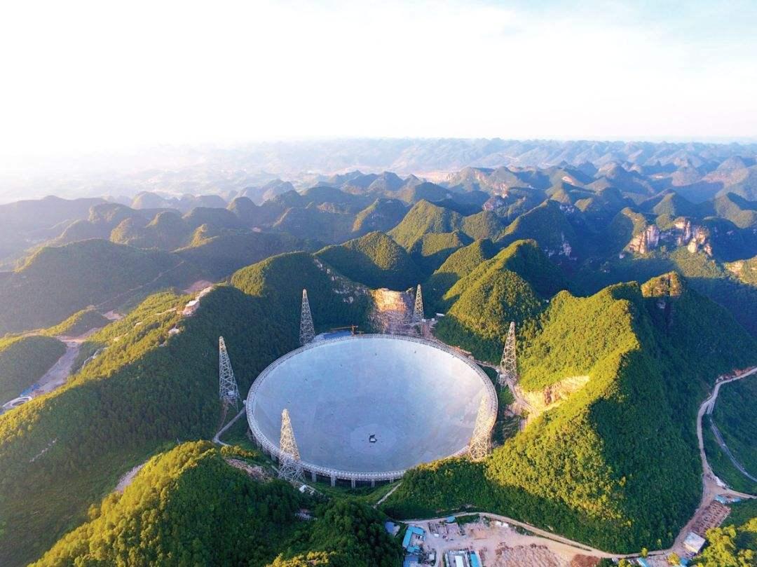 历时22年造价12亿,贵州山区的中国天眼,目前都发现了啥?