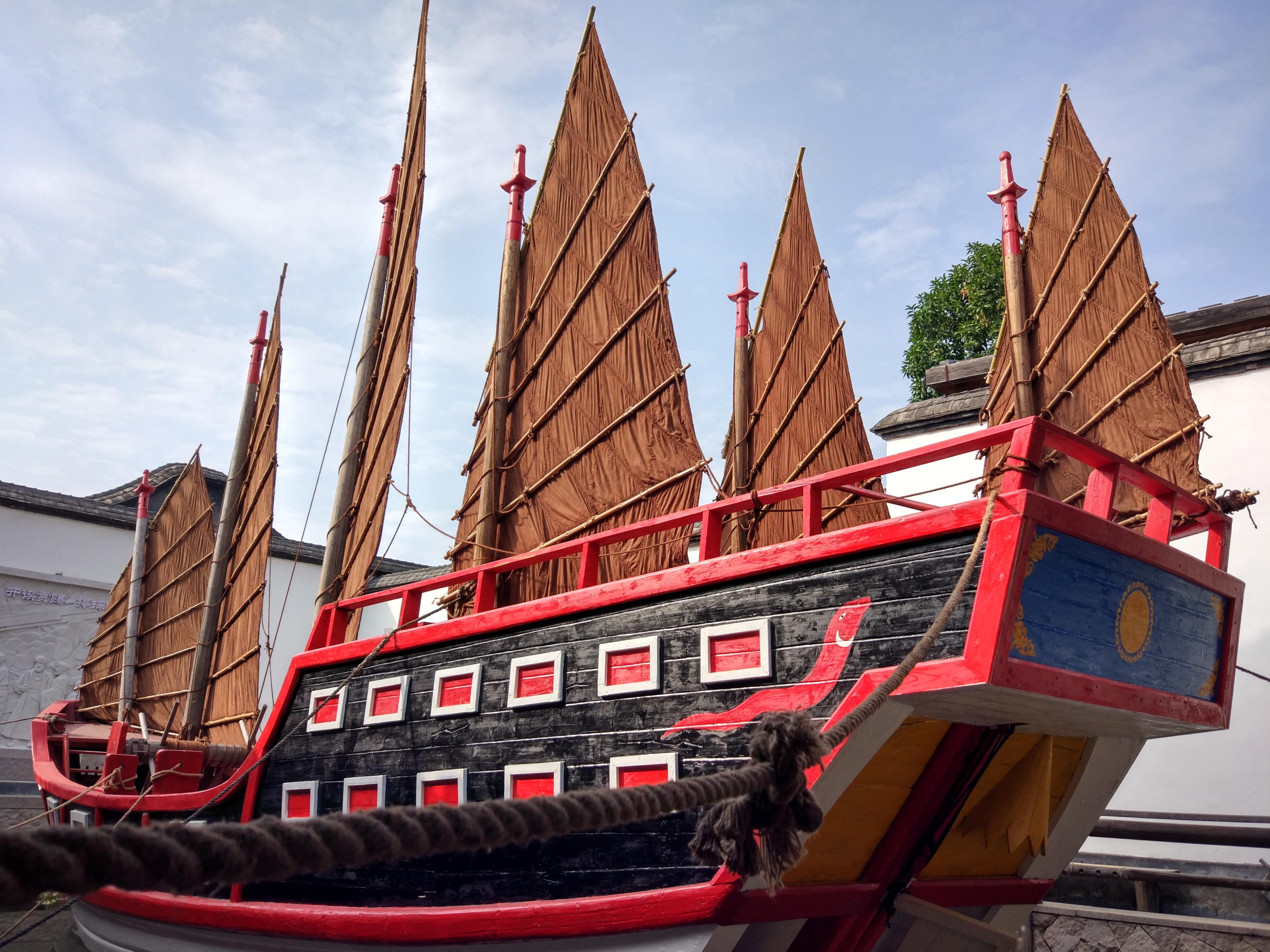 唐宋时期,我国造船业的发展,为何会出现第二个高峰?