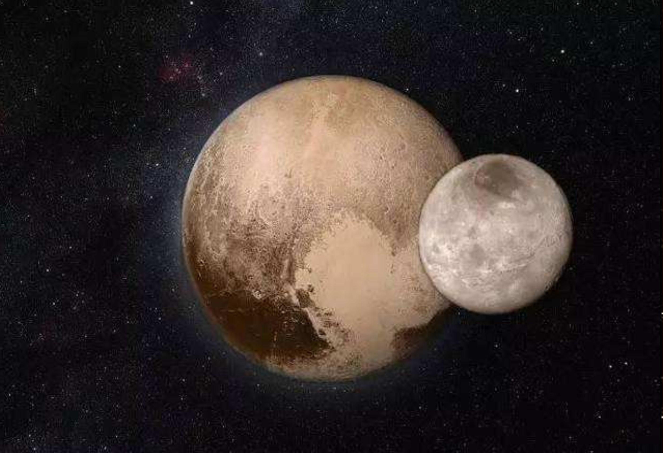 冥王星距我们多远,去那里要飞多久,新视野号探访之旅怎样了?